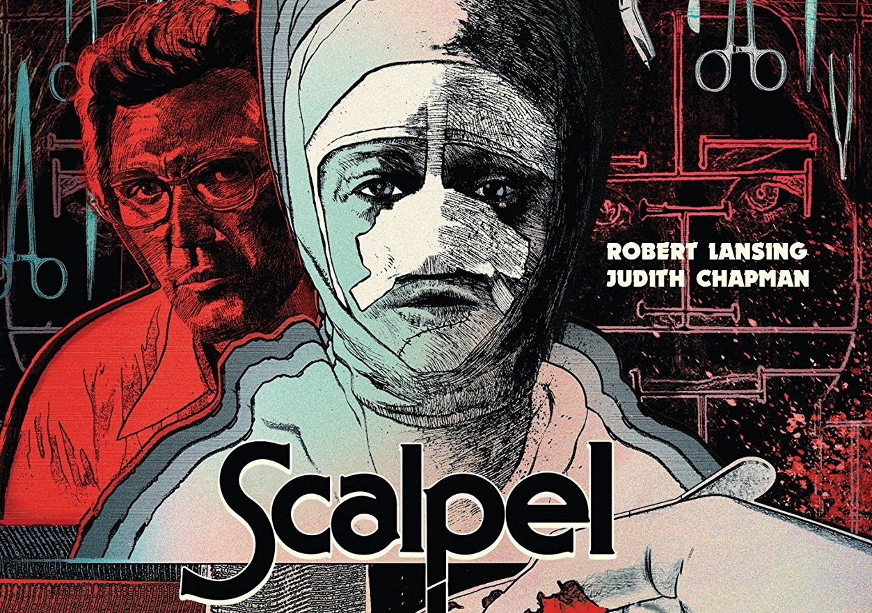 Arrow Video's Scalpel