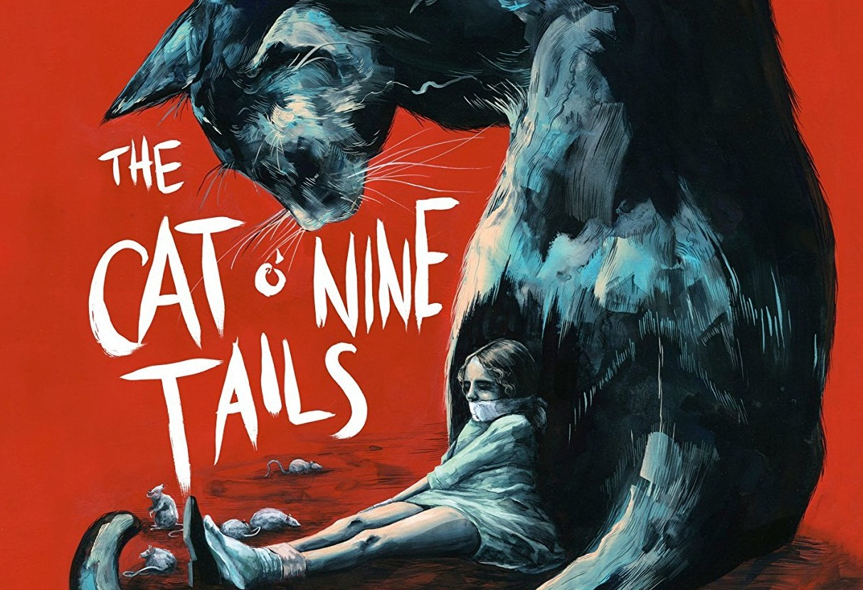 Arrow Video's The Cat o Nine Tails