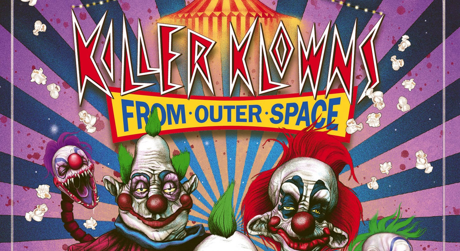 Arrow Video's Killer Klowns From Outer Space