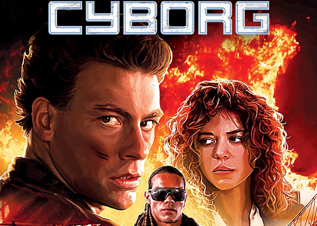 Scream Factory's Cyborg