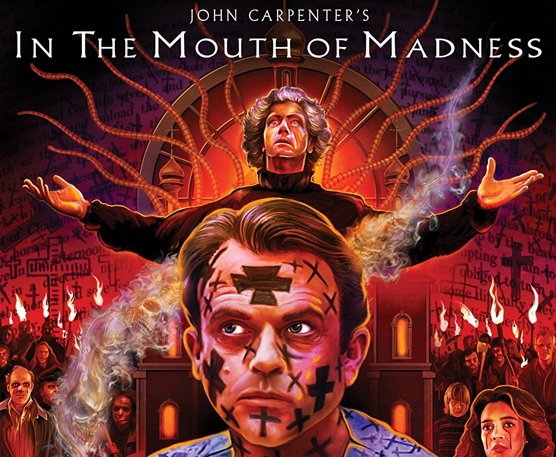 Scream Factory's In the Mouth of Madness