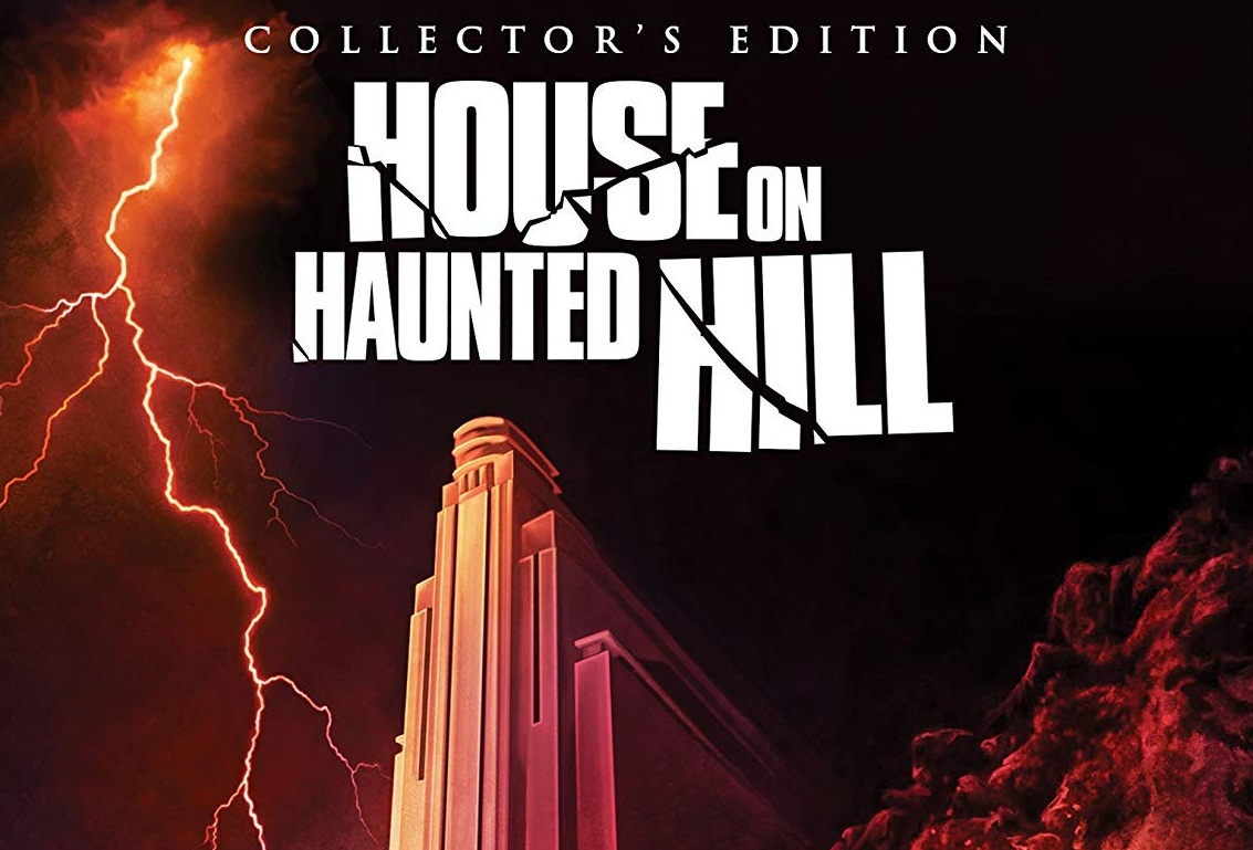 Scream Factory's House on Haunted Hill