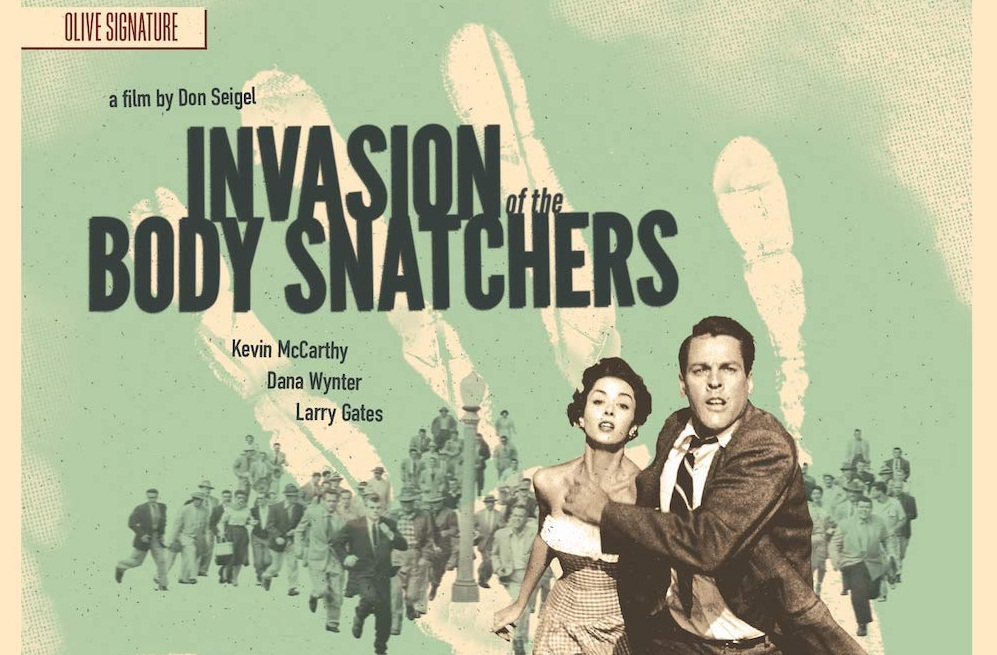 Olive Films Invasion of the Body Snatchers