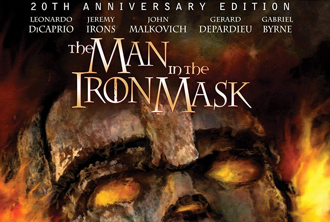 Shout Factory's The Man in the Iron Mask