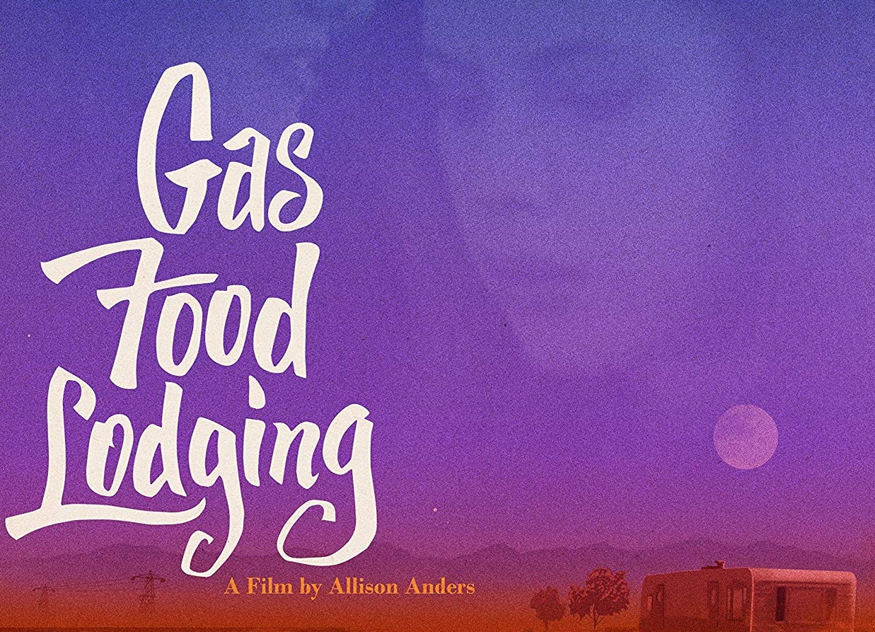 Arrow Academy's Gas Food Lodging