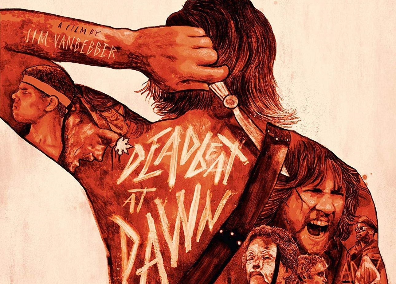 Arrow Video's Deadbeat at Dawn