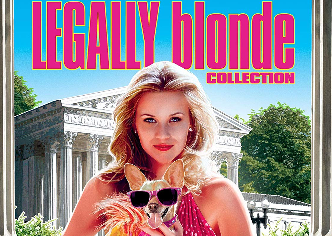 Shout Select's Legally Blonde Collection