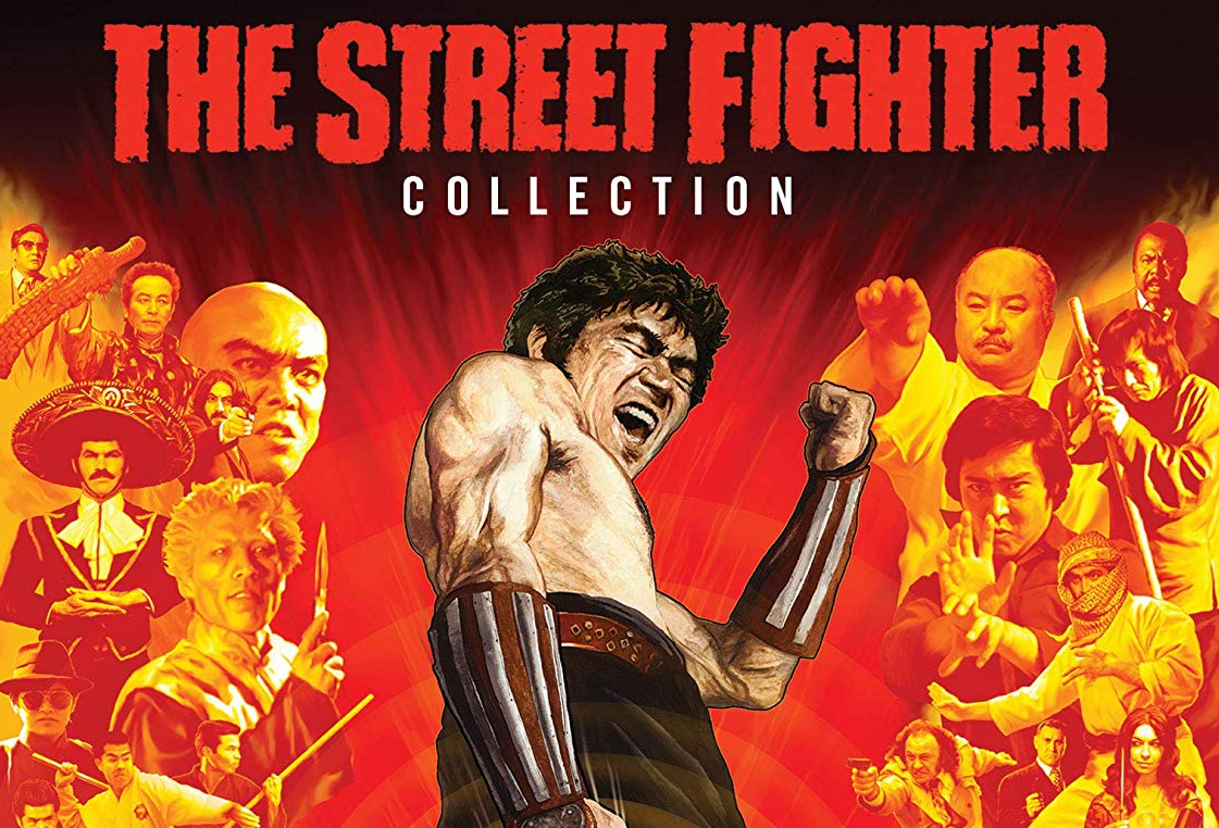 Shout Factory's Street Fighter Collection