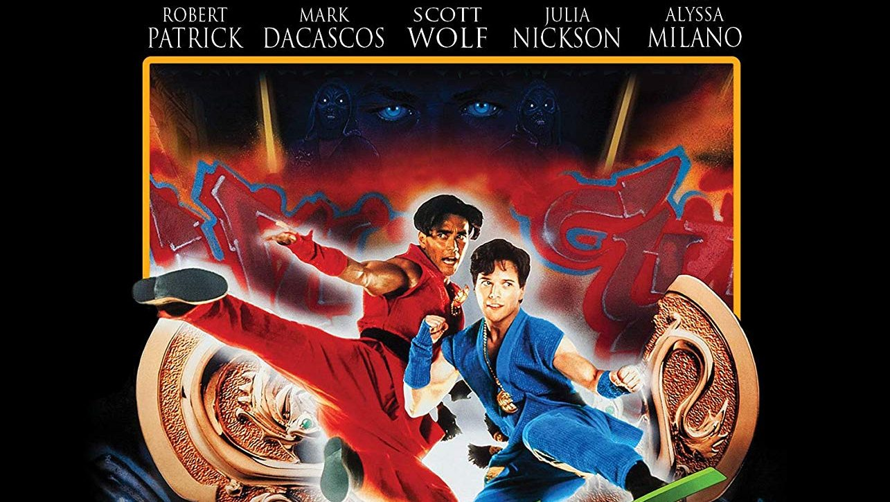 Blu Ray Review Mvd S Double Dragon Rewind Collection The Movie Isle