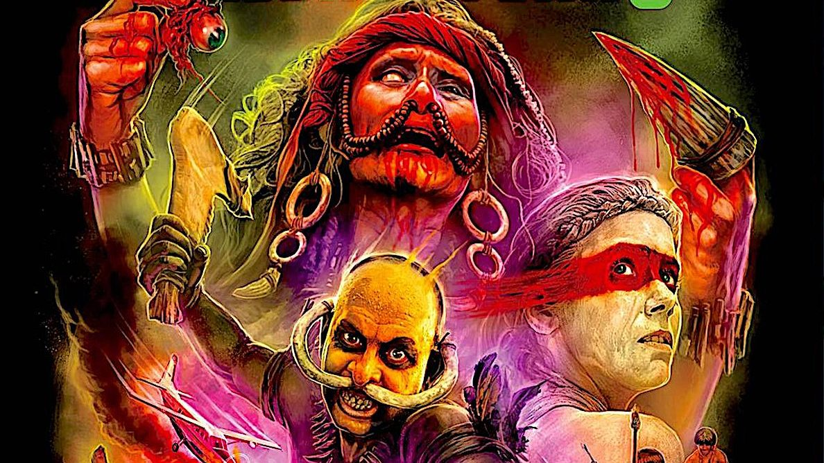 Blu-Ray Review: Scream Factory's The Green Inferno (Collector's