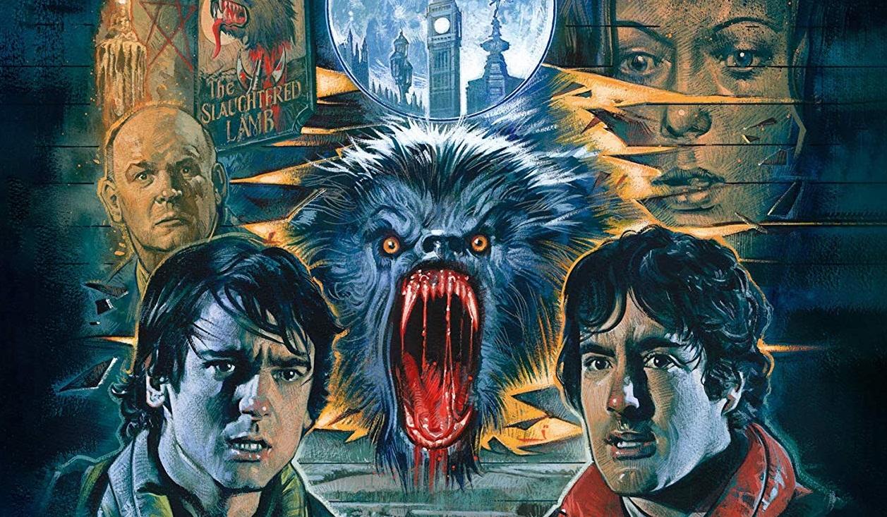 Arrow Video An American Werewolf in London