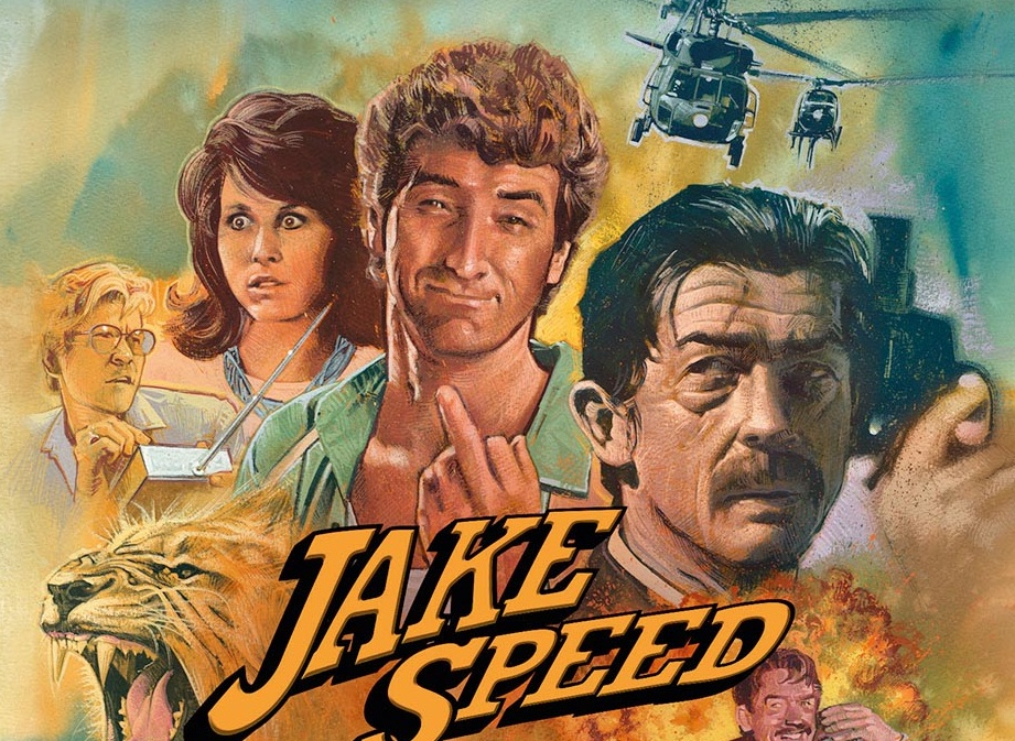 Jake Speed