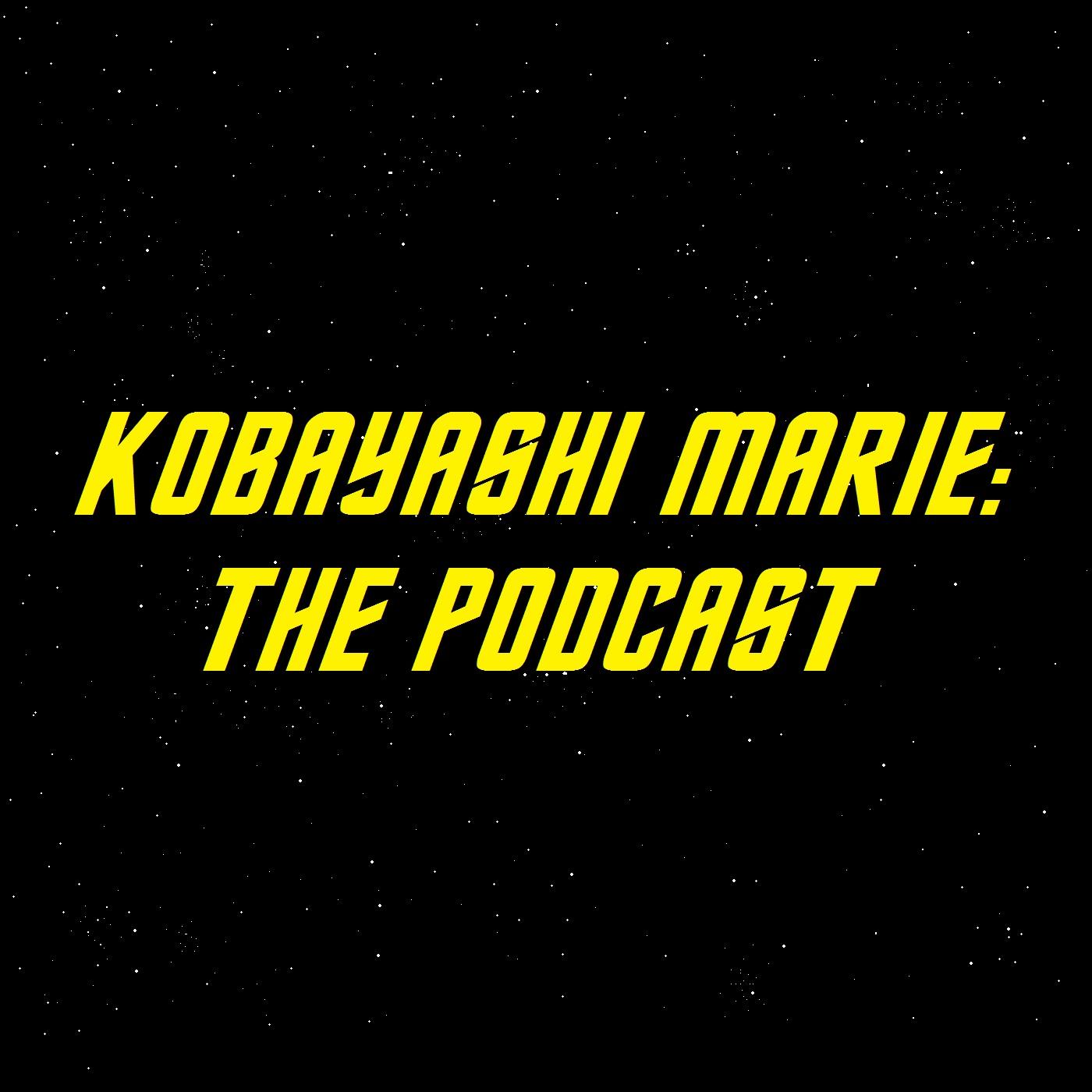 Kobayashi Marie The Podcast Logo