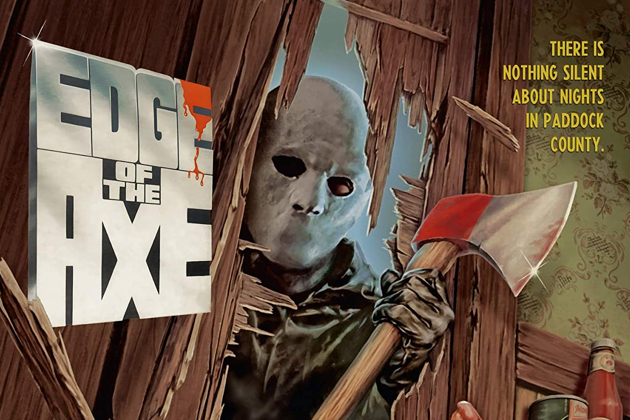 Edge of the Axe - Arrow Video