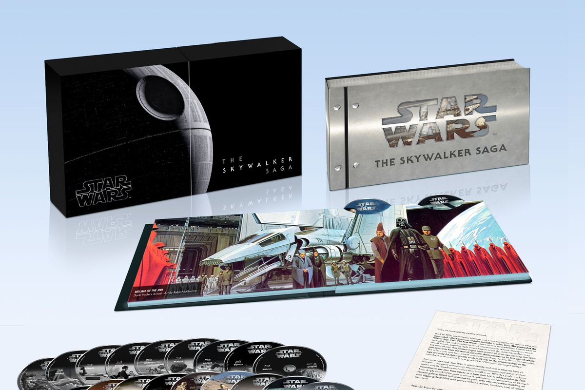 Star Wars: The Sky Walker 4K UHD Box Set